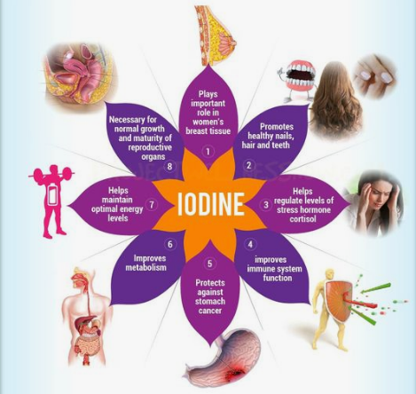 Why we need Iodine