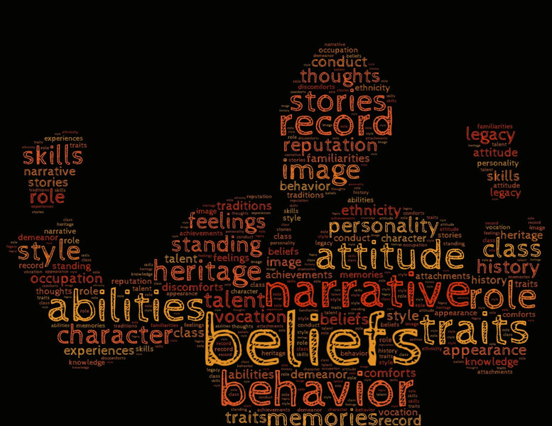 Dissolving habits and beliefs