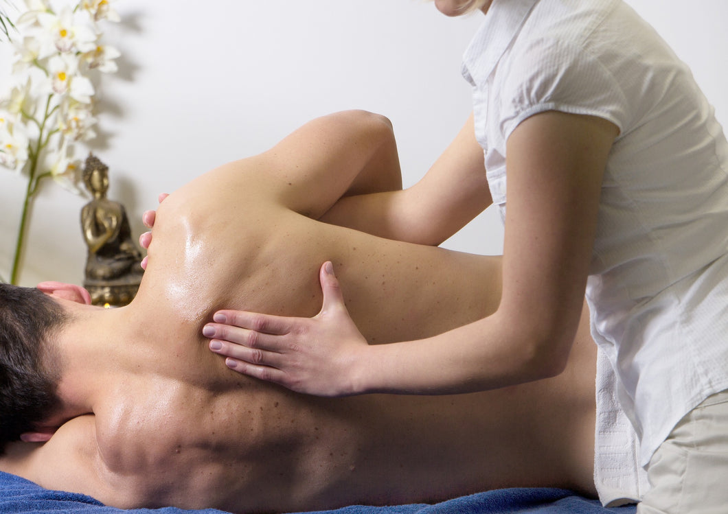massage pain relief lymphatic ache