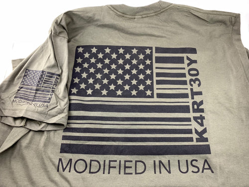 Kartboy Modified Tee XL American Apparel