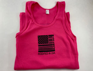 Women's Pink American Apparel TankTop. Assorted Sizes