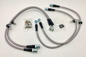 "Kartboy Extended Brake Lines for SK/GT 1.5"" Lift"