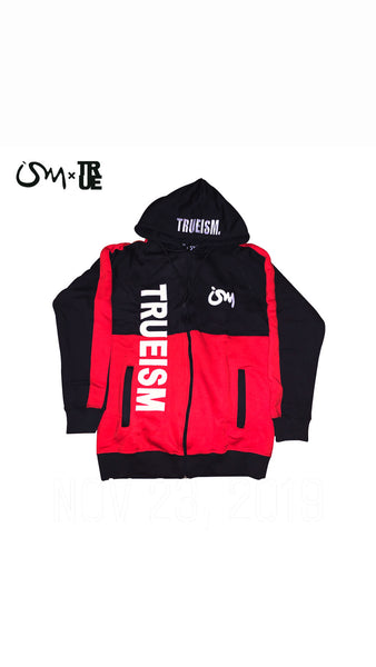 Trueism Sweatsuits (black/red/white)