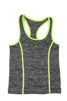 Ism Work-Out Set (Grey/neon green)