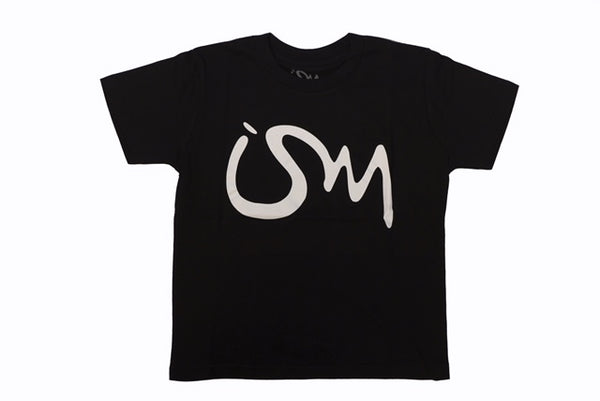 Ism kids Shirt (Black)