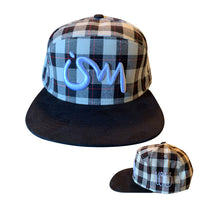 Ism 5 Panel Pendleton Hat (Oreo)