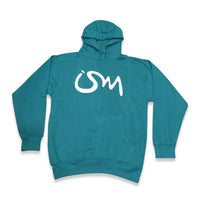 ORIGINAL ISM HOODIES  (TEAL GREEN)
