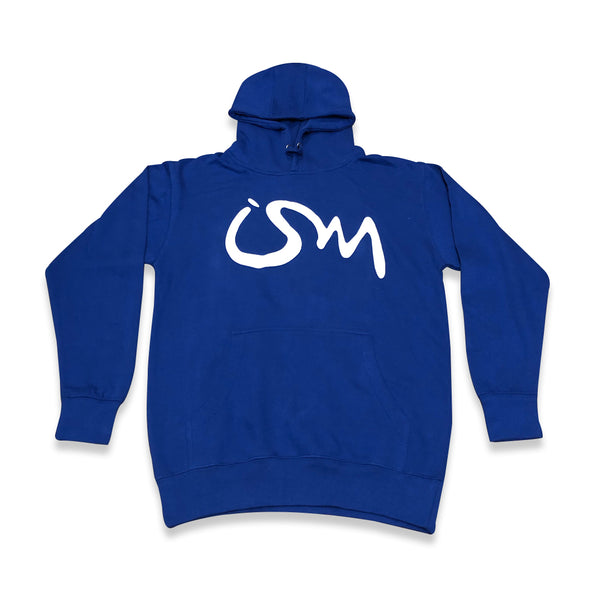 ORIGINAL ISM HOODIE (ROYAL BLUE)