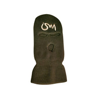 Ism Ski Mask (army green/tan)