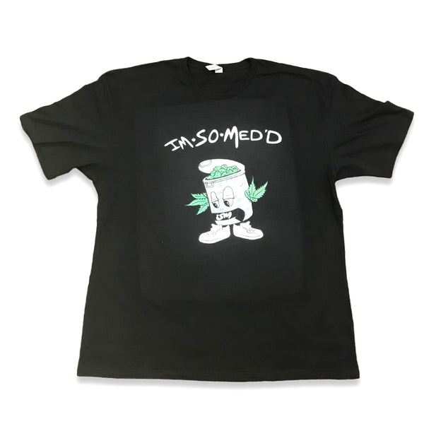 IM SO MED'D SHIRT (BLACK)