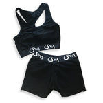 Women Spot Bra & Short Set