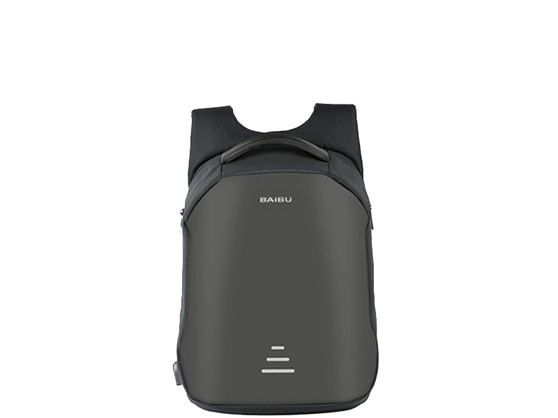 front oxford material black usb charging backpack 2018 onway store