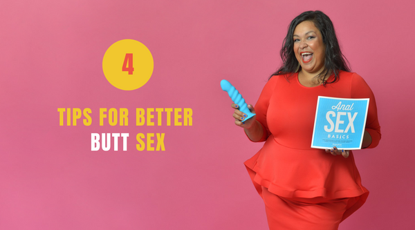 4 Tips for Better Butt Sex