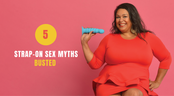 5 Strap-on Sex Myths Busted