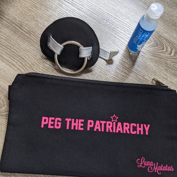 Peg the Patriarchy Hand Harness Bundle