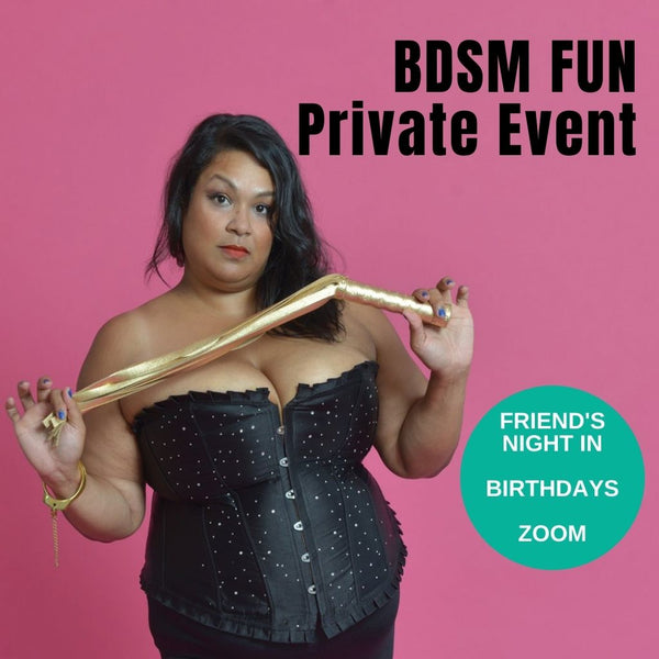 Private Event - BDSM Fun Party