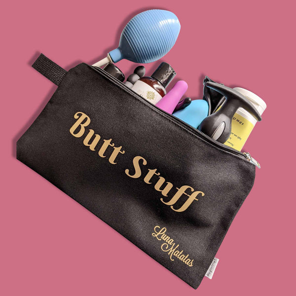 Butt Stuff Cute Storage Bag