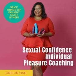 Individual Online Pleasure Coaching: Sexual Confidence