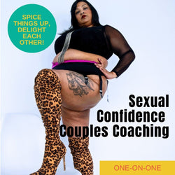 Couples Pleasure Coaching: Sexual Confidence Coaching for Couples
