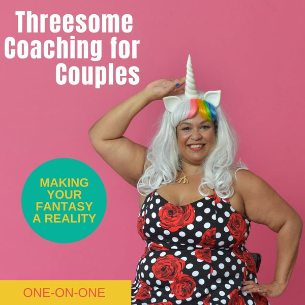 Couples Pleasure Coaching: Threesome Coaching for Couples