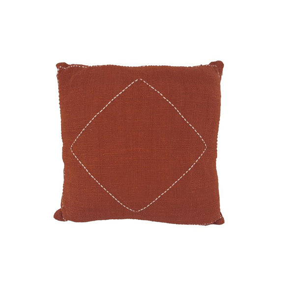 Jose Cushion - Ochre Creme