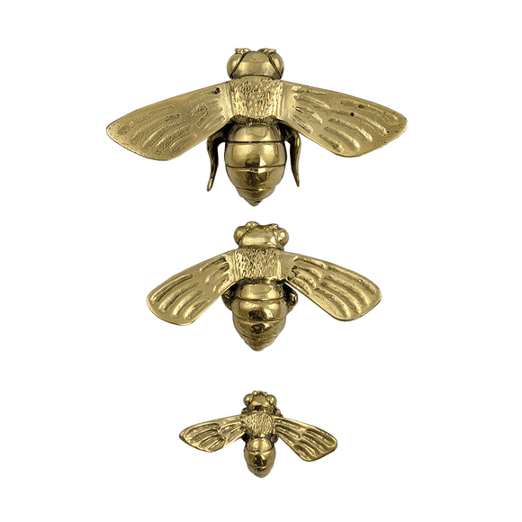 Brass Bee - Bumble Bee