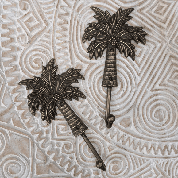 Coconut Palm Wall Hook
