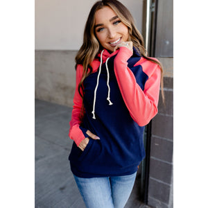 Ampersand Avenue Double Hoodie - Seattle-Four Sisters Boutique