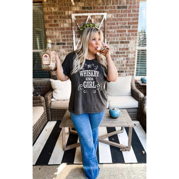 Drinkin' Girl Tees ***PREORDER***-Four Sisters Boutique