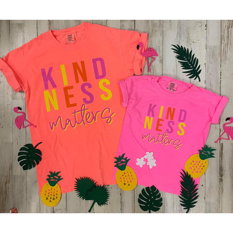 Kindness Matters YOUTH ***PREORDER***-Four Sisters Boutique