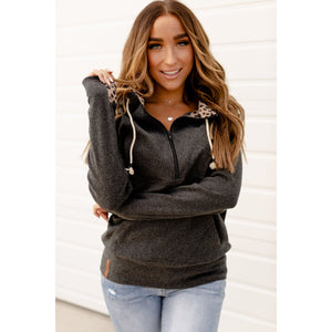 Ampersand Avenue HalfZip - Wild One-Four Sisters Boutique