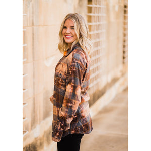 Autumn Plaid-Four Sisters Boutique