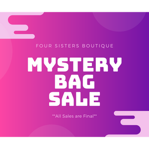 Mystery Bag Sale - 5 for $55.55