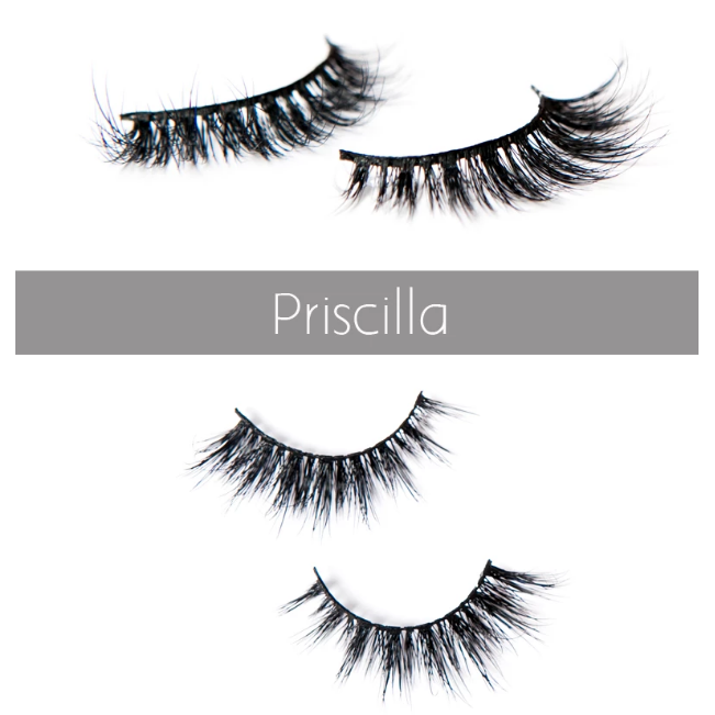 Priscilla Lux Mink Lashes-Four Sisters Boutique
