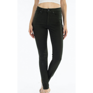 Macy Olive KanCan Jeans-Four Sisters Boutique