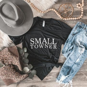 Small Towner Tee-Four Sisters Boutique