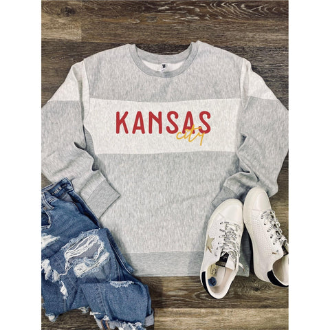 Kansas City Sweatshirts ***PREORDER***-Four Sisters Boutique