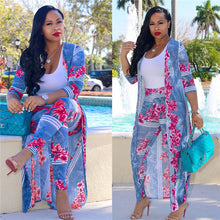 """Life's a Breeze"" Cardigan & Leggings Set - The Faddi Clothing Boutique - Sexy Club Party Clothes"