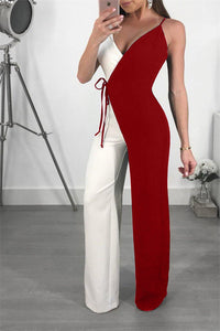 """X Marks the Spot"" Jumpsuit - The Faddi Clothing Boutique - Sexy Club Party Clothes"