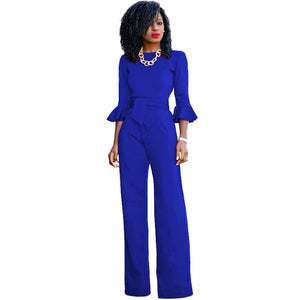 """Appealing Grace"" Jumpsuit - The Faddi Clothing Boutique - Sexy Club Party Clothes"