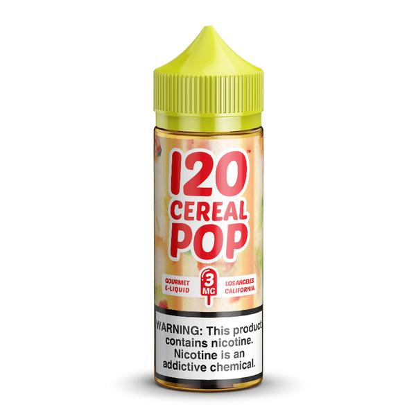 120 Cereal Pop (Rainbow Loop) By Madhatter Milkman E-Liquid - 60ml