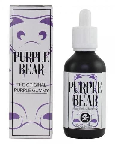 Purple Bear By OG Bear E-Liquid - 60ML