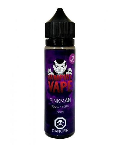 Pinkman By Vampire Vape E-Liquid - 60ml
