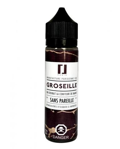 Groseille By FUU E-Liquid - 60ML