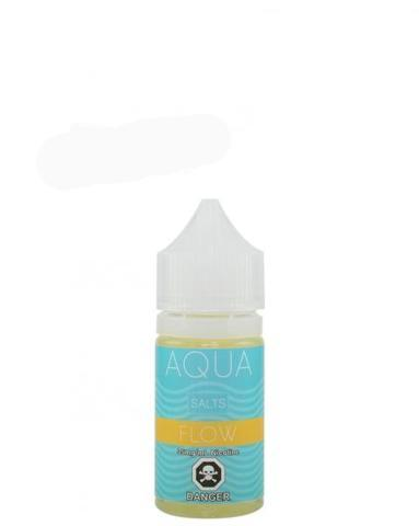 Flow By Aqua Nic Salt E-Liquid - 30ML