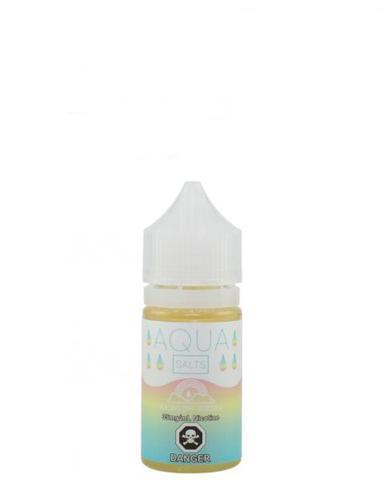 Rainbow Drops By Aqua Nic Salt E-Liquid - 30ML