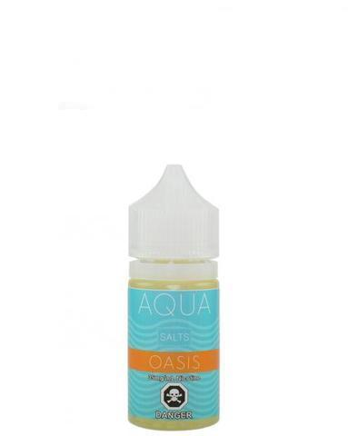 Oasis By Aqua Nic Salt E-Liquid - 30ML