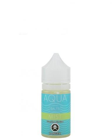 Mist By Aqua Nic Salt E-Liquid - 30ML