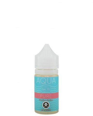 Pure By Aqua Nic Salt E-Liquid - 30ML