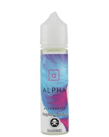Alpha By Alternativ E-Liquid - 60ML